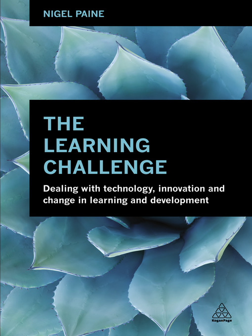 Title details for The Learning Challenge by Nigel Paine - Available