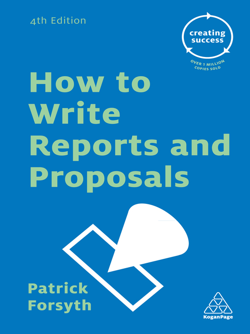 Title details for How to Write Reports and Proposals by Patrick Forsyth - Wait list