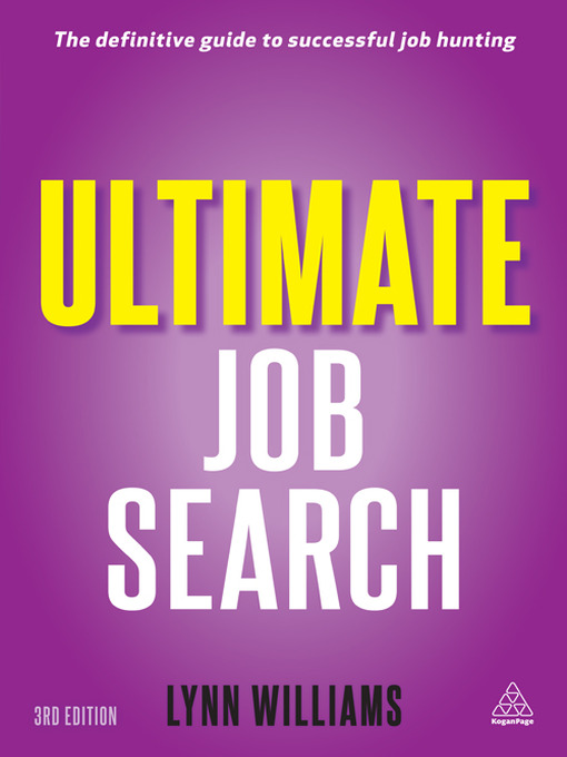 Title details for Ultimate Job Search by Lynn Williams - Available
