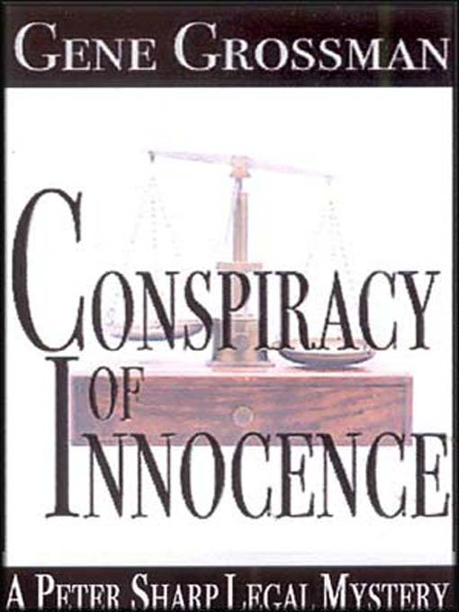 Cover image for Conspiracy of Innocence