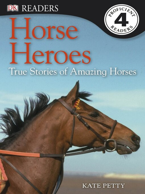 Title details for Horse Heroes by Kate Petty - Available