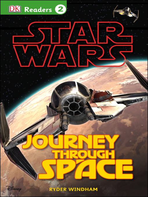 Star Wars: Journey Through Space の表紙