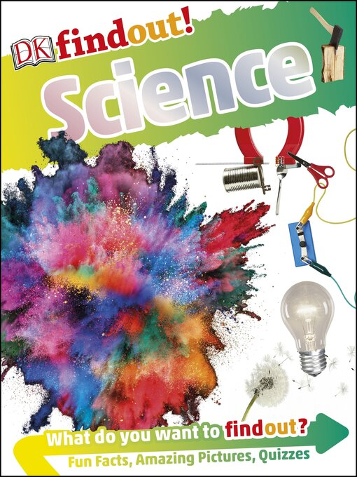 Title details for Science by DK - Available