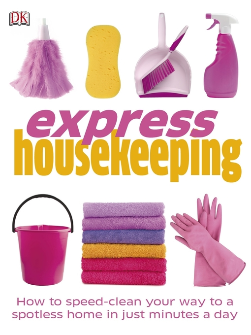Title details for Express Housekeeping by DK - Available