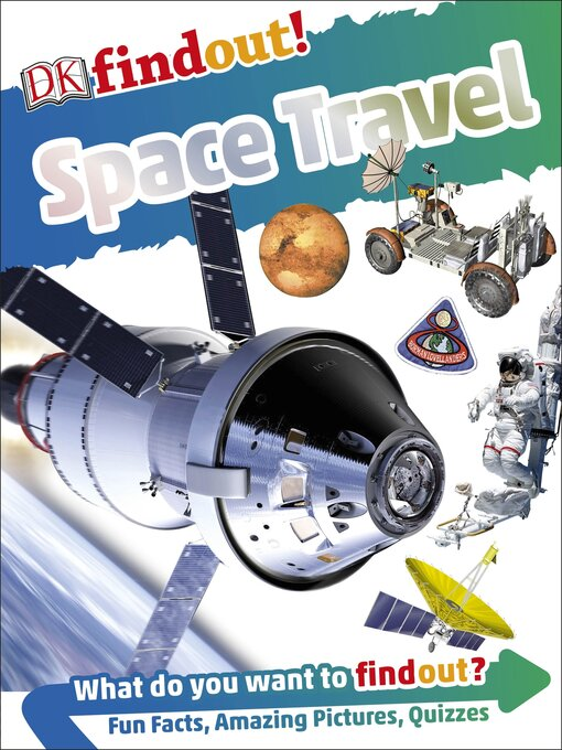 Title details for Space Travel by DK - Wait list