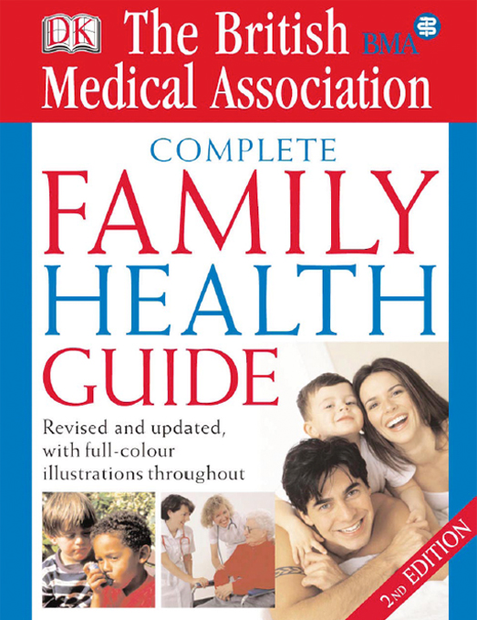 Title details for The British Medical Association Complete Family Health Guide by Dr Tony Smith - Available