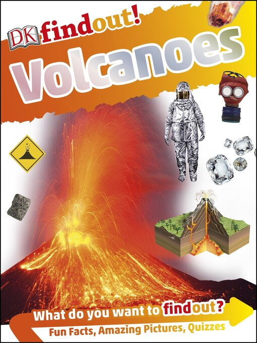Title details for Volcanoes by DK - Available