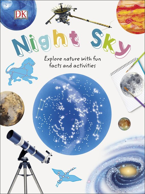 Title details for Night Sky by DK - Available