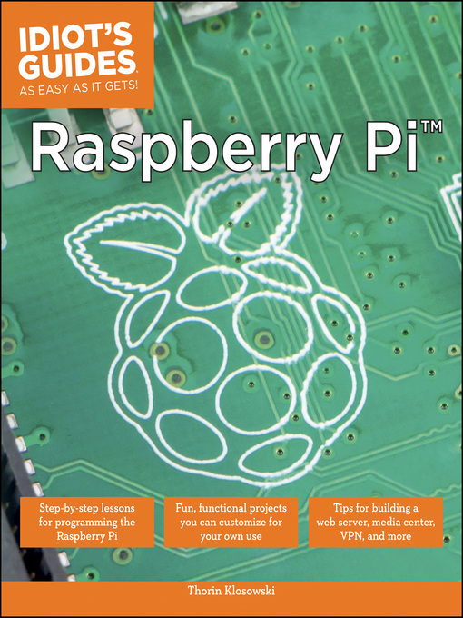 Title details for Raspberry Pi by Thorin Klosowski - Wait list