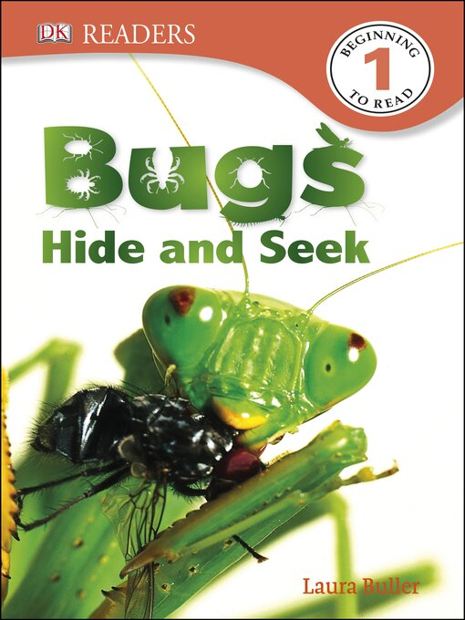 Cover of Bugs Hide and Seek