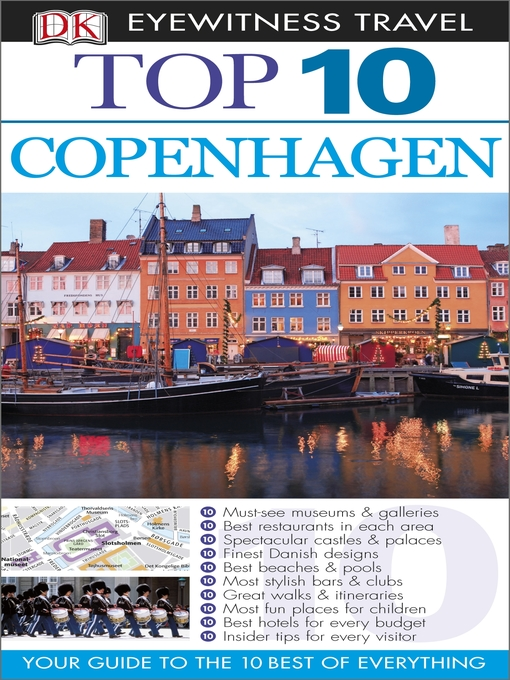 Cover of Top 10 Copenhagen