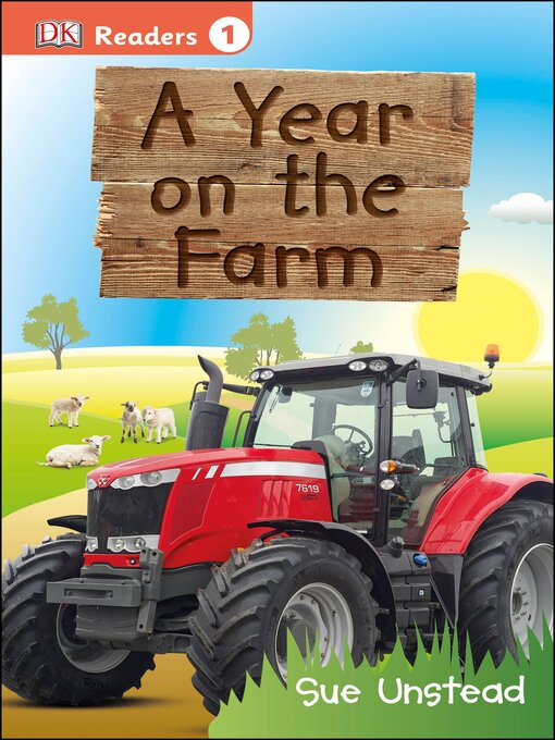 Title details for A Year on the Farm by Sue Unstead - Available