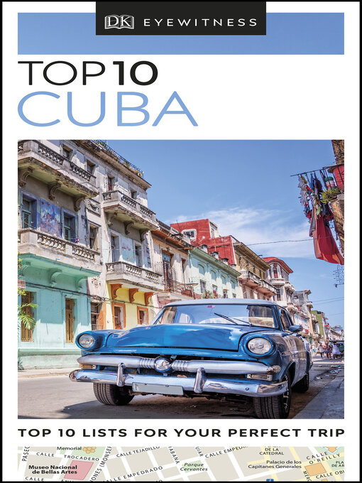 Title details for Top 10 Cuba by DK Travel - Available