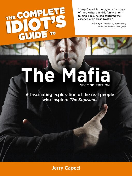 an introduction to the history of the mafia organized crime