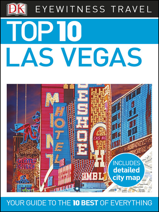 Title details for Top 10 Las Vegas by DK - Available