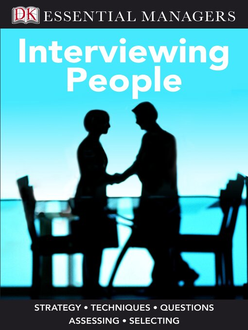 Title details for Interviewing People by DK - Available