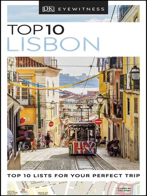 Title details for Top 10 Lisbon by DK - Wait list