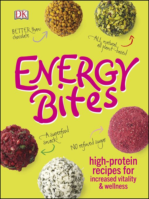 Title details for Energy Bites by DK - Available