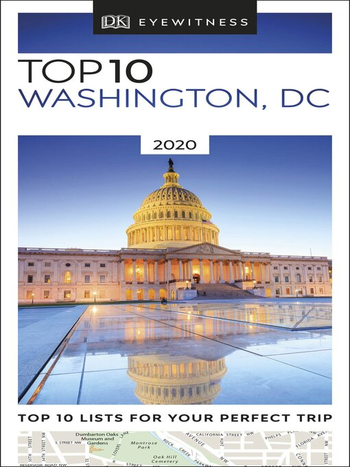 Title details for Top 10 Washington, DC by DK - Available
