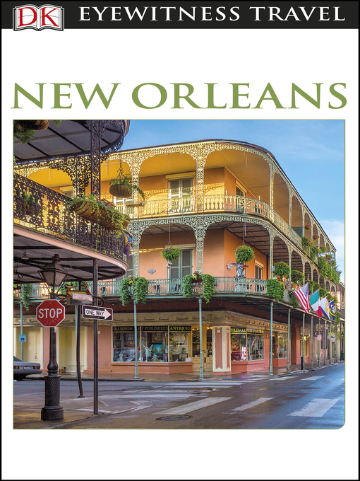 Title details for DK Eyewitness Travel Guide New Orleans by DK - Wait list