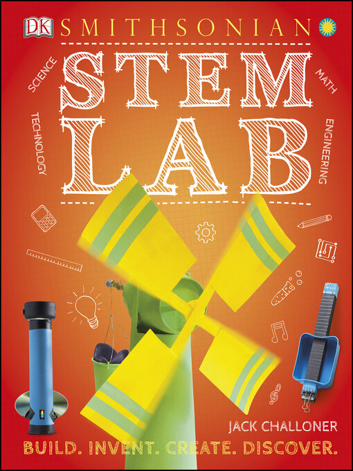 Title details for STEM Lab by Jack Challoner - Wait list