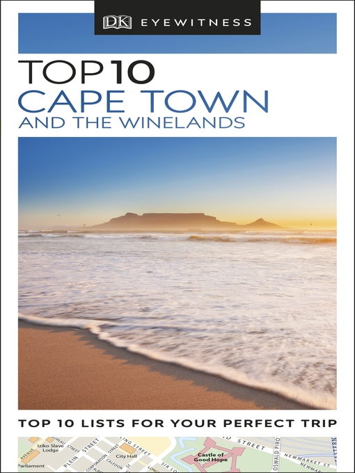 Title details for Cape Town and the Winelands by DK Eyewitness - Available