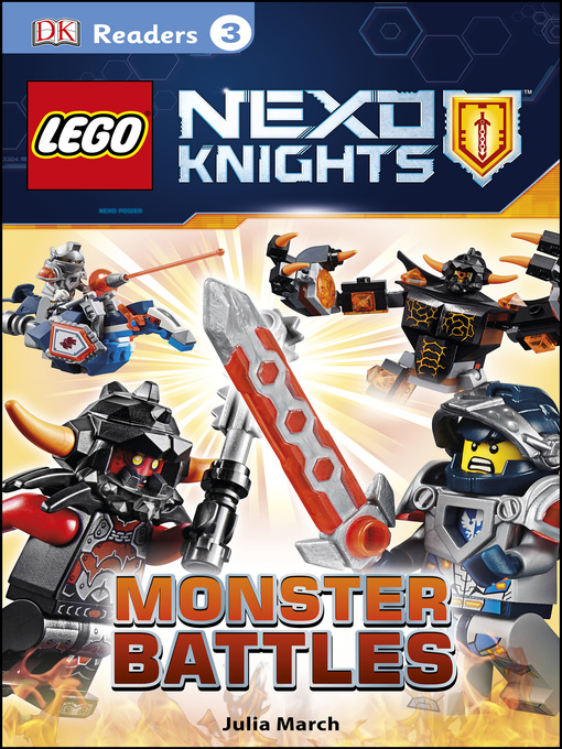 Title details for LEGO NEXO KNIGHTS - Monster Battles by Julia March - Wait list