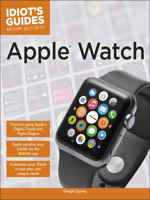 Title details for Apple Watch by Dwight Spivey - Available
