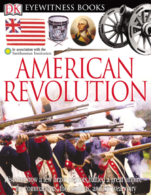 Title details for American Revolution by Stuart Murray - Available