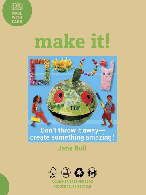Title details for Make It! by Jane Bull - Available
