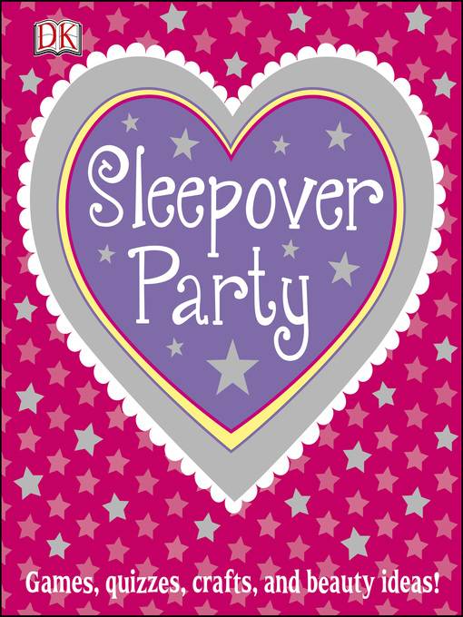 Cover of Sleepover Party