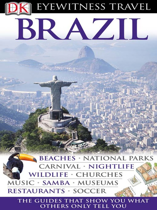 Title details for Brazil by Alex Robinson - Available