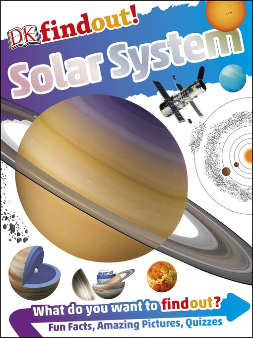 Title details for Solar System by DK - Available