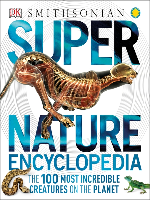 Cover of Super Nature Encyclopedia