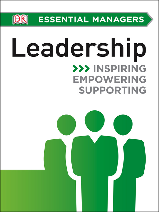 Title details for Leadership by DK - Available