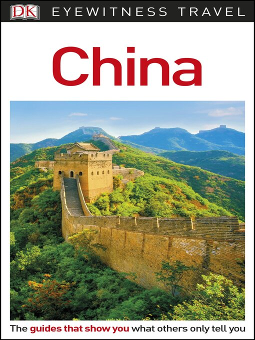 Title details for China by DK Travel - Available