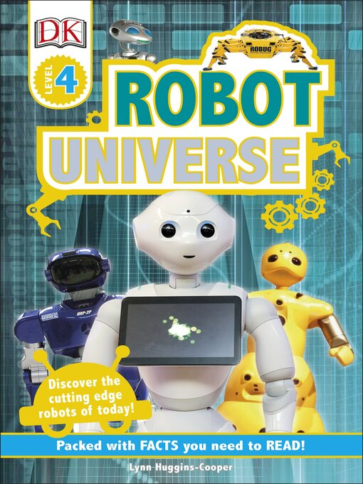 Title details for Robot Universe by Lynn Huggins-Cooper - Available