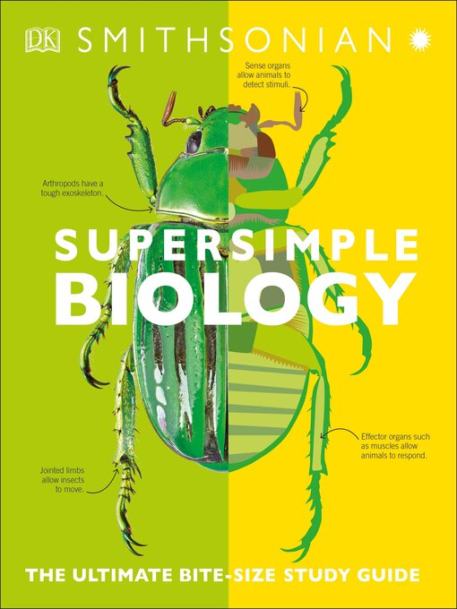 Cover image for Super Simple Biology