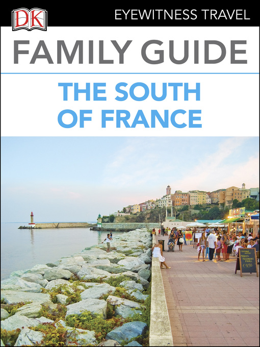 Title details for The South of France by DK Eyewitness - Wait list