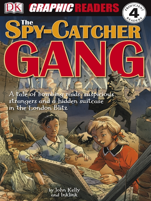 Cover of The Spy-Catcher Gang