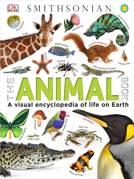 Cover image for The Animal Book