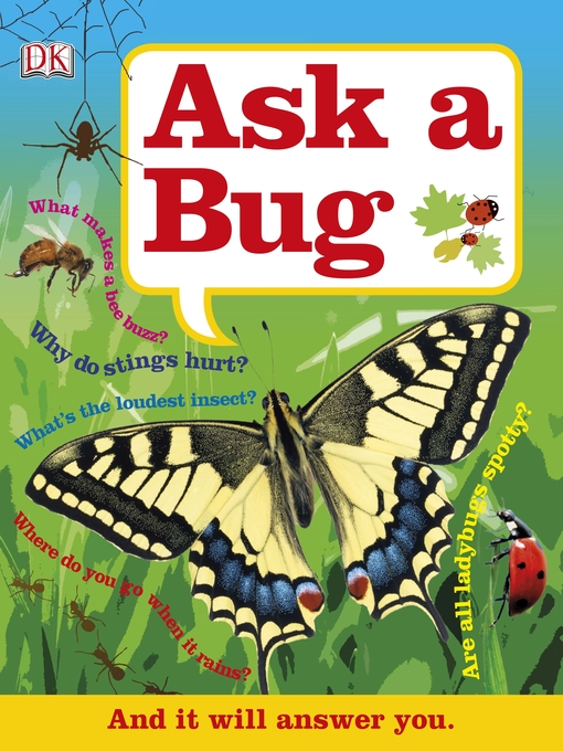 Title details for Ask a Bug by DK - Available