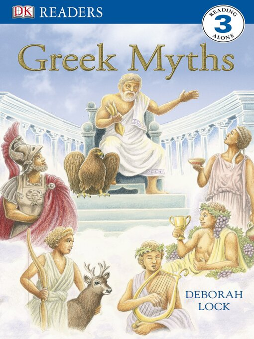 Title details for Greek Myths by Deborah Lock - Available