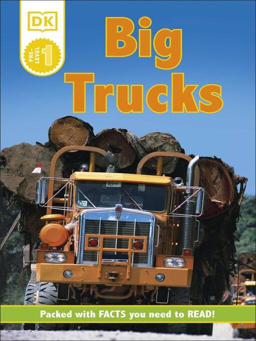 Title details for Big Trucks by Deborah Lock - Wait list