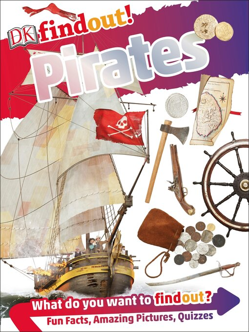 Title details for Pirates by DK - Available
