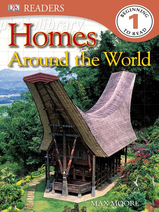 Title details for Homes Around the World by Max Moore - Available