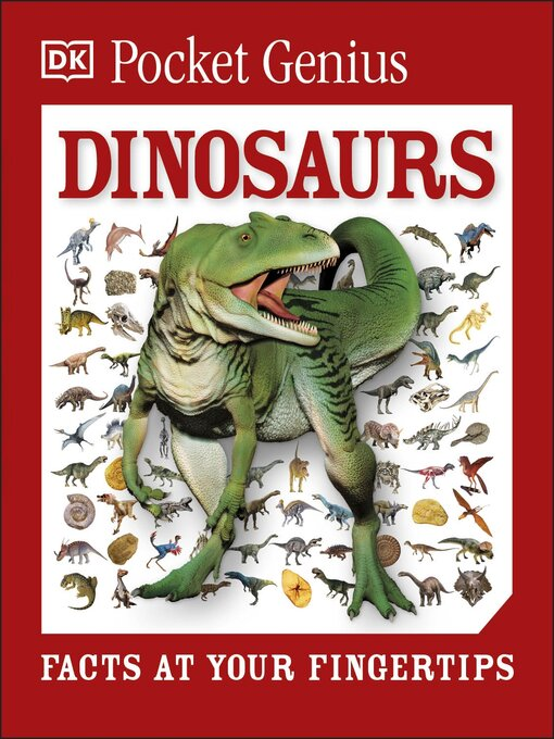 Title details for Dinosaurs by DK - Wait list