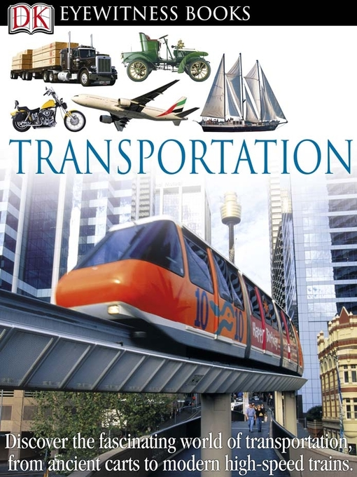 Title details for Transportation by DK Publishing - Wait list