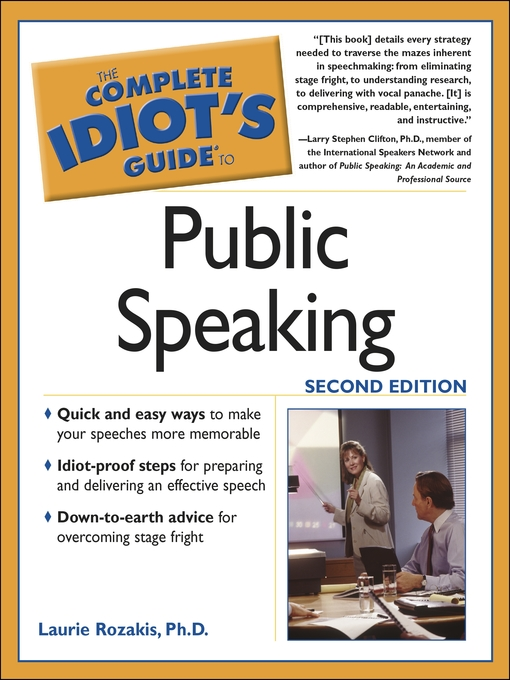 speech pro life for public speaking You have delivered good presentations before, but recently, you don't know how to take your public speaking skills to the next level this happens to the best of us -- even pros who consistently.