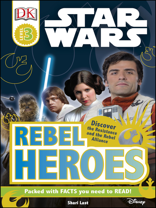 Title details for Star Wars: Rebel Heroes by Shari Last - Wait list